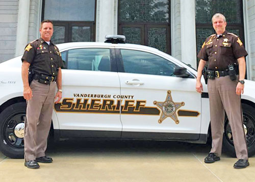 Vanderburgh County Sheriff's Department