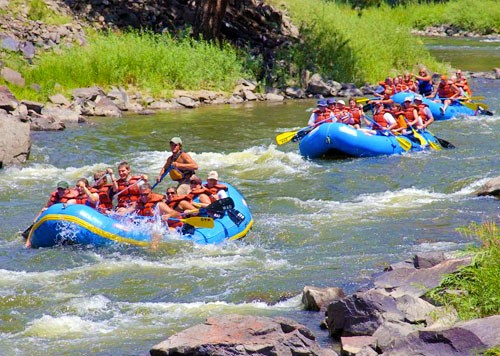 Mad Adventures River Rafting