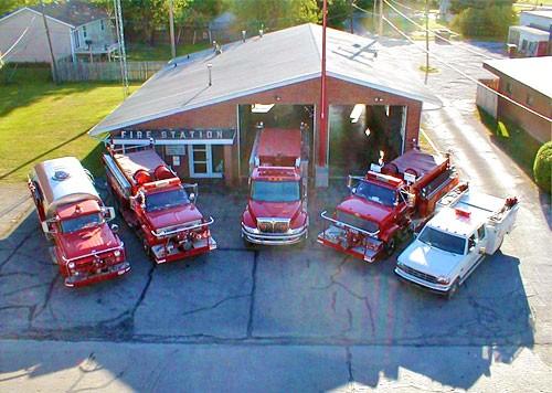 St. Elmo Fire Department